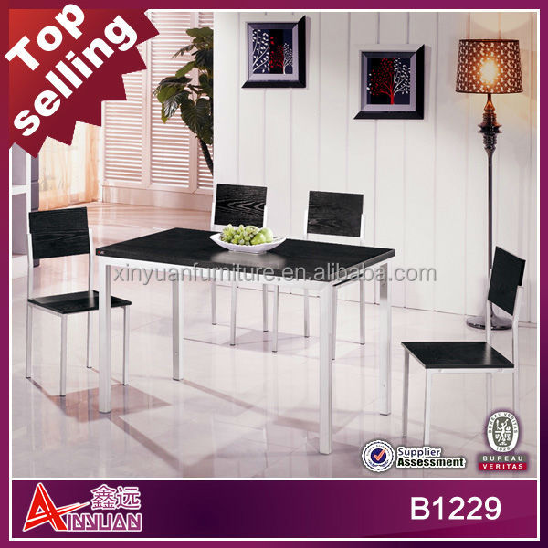 modern extentable dining table