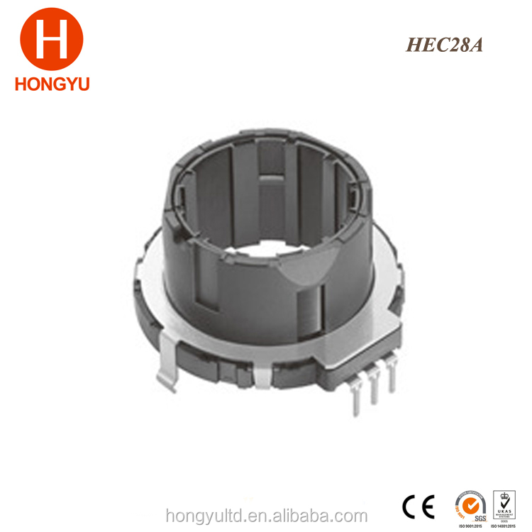 28mm sensore hollow video encoder rotativo Assoluto