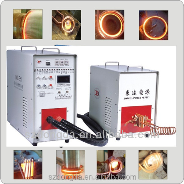 10KW High Frequency Induction Welding for diamond tool