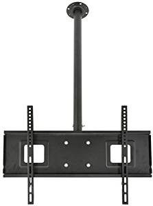 """AVL23 - TC601 CEILING MOUNT TV BRACKETS ROBUST STEEL ALLOY WITH TILT MECHANISM IDEAL FOR COMMERCIAL INSTALLATIONS VESA 600 x 400 SCREEN SIZES 32"""" - 65"""" 60KG MAX"""