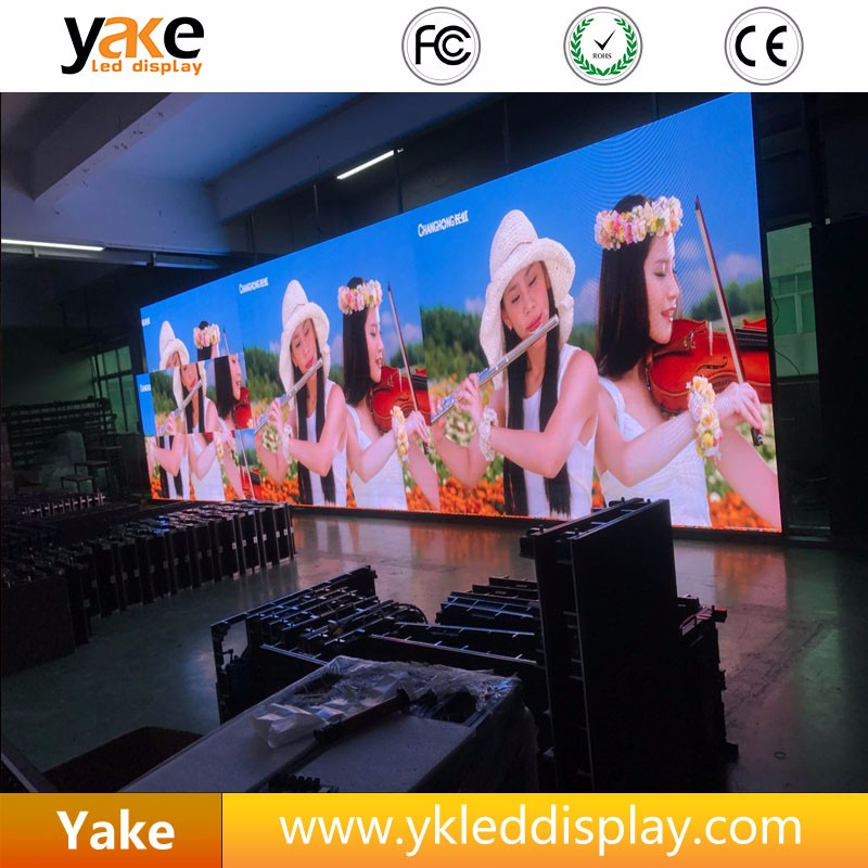 Tv Station Live Indoor Led Screen Led Video Wall Panel Large Led Display -  Buy Led Screen For Tv Station,Led Display For Live Show,Large Led Display