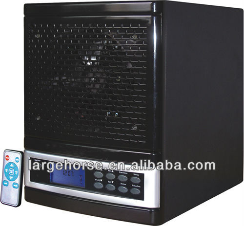 Wood grain ozone air purifier ozone generator  for home and hotel industrial ozone machine