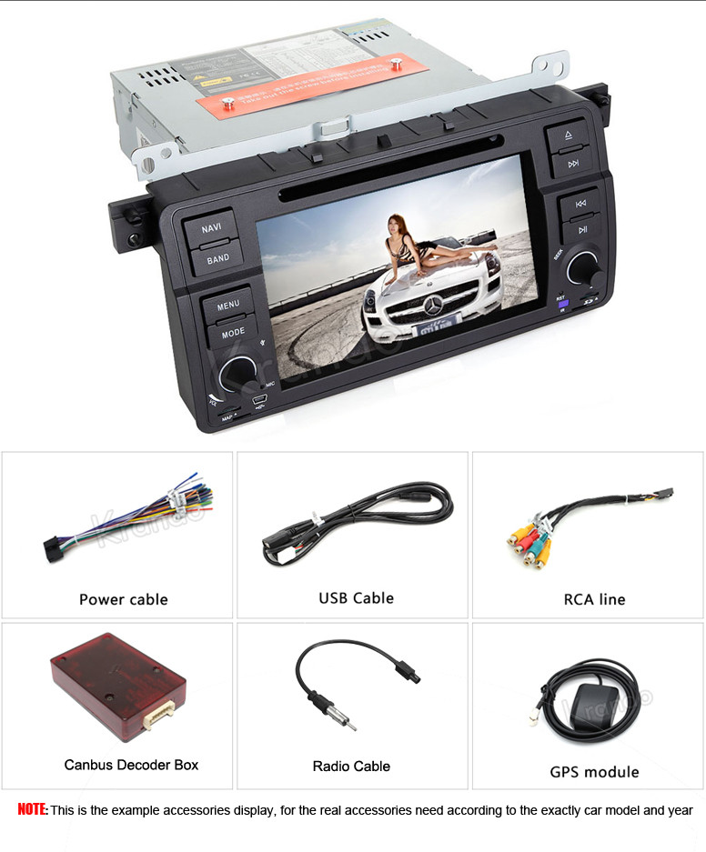 Android 5 1 bmw e46 m3 rover 75 ZT MG1998-2005 KD