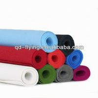 polyester nonwoven cloth felt fabric self adhesive craft felt sheet