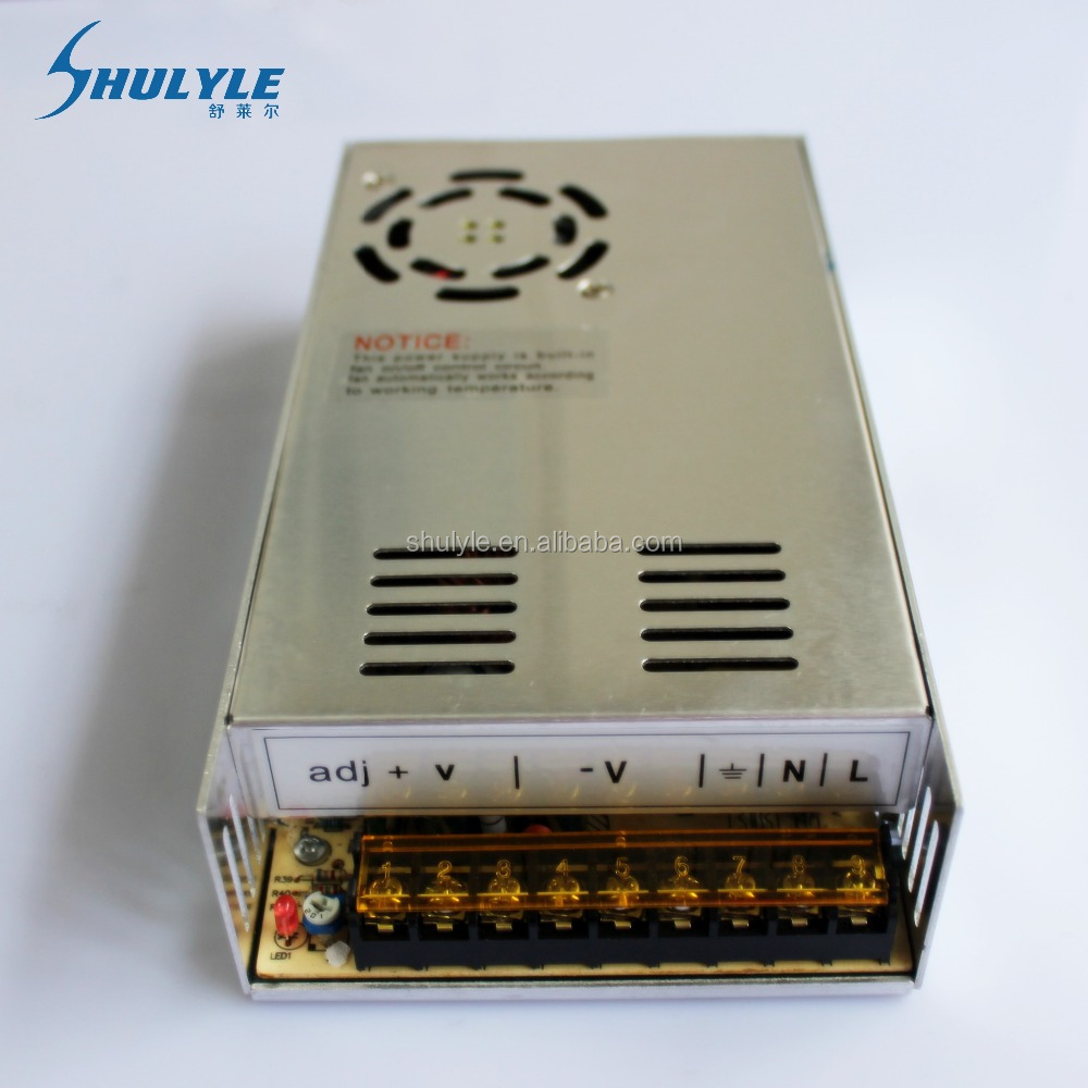 12v 30a Dc Universal Regulated Switching Power Supply 360w for CCTV, Radio Project