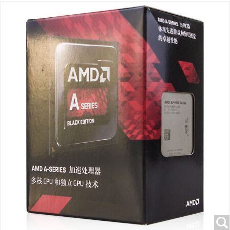 AMD APU Series A8-9600 Seventh Generation CPU Quad Core R7 Nuclear Display AM4 Interface Boxed CPU Processor AD9600AGABCBX