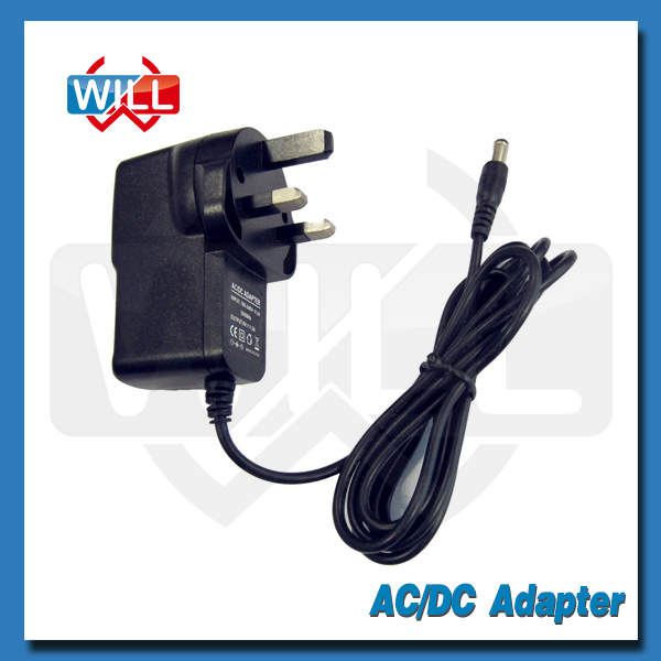 UK standard wall plug 15v 5.4w power adapter for shaver