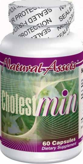 Lower High Cholesterol Level with CholestMIN Supplements