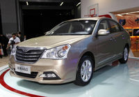 Chinese Dongfeng Aelous A06 Car comfortable hot sale in 2014