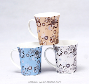 exquisite coating new bone china ceramic coffee mug and cups