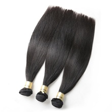 Top Quality Remy Hair Weave Virgin Cuticle Aligned Malaysian Straight Hair Bundles in Hair Extension for Black Women