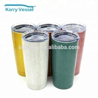 Double Wall Vacuum Insulated Travel Tumbler Cup 550 ml Stainless Steel coffee Tumbler