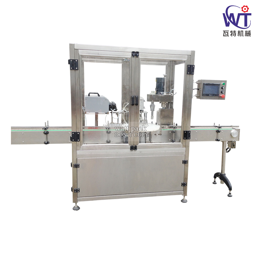 Fully Automatic Eyedrop Bottle Filling Machine