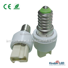 led light lamp adapter socket converter e14 to g9 base E14 convert G9 base