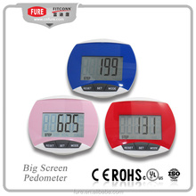 Wholesale Cheap Free Precise Body Fit Digital LCD Step Pedometer 2016
