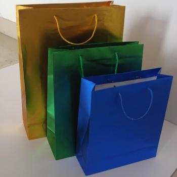 hand made paper bag design shopping bags
