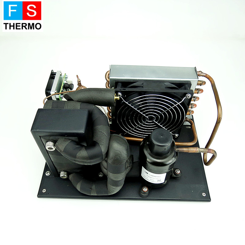 Mini Refrigeration Small Water Chiller Unit For Personal