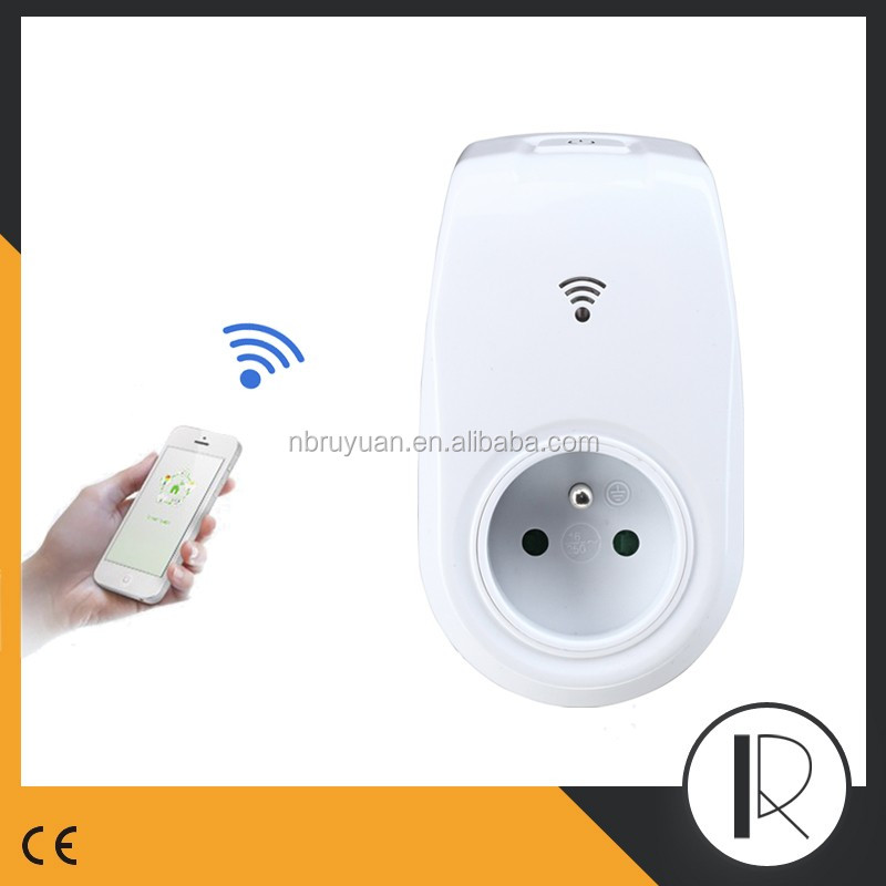 Wi-Fi Smart Home Remote Control Timing Timer Wifi Socket Power Plug Switch