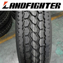 China top quality LANDFIGHTER/FULLERSHINE brand with ECE DOT SMARTWAY TBR tire 295/75R22.5 16PR