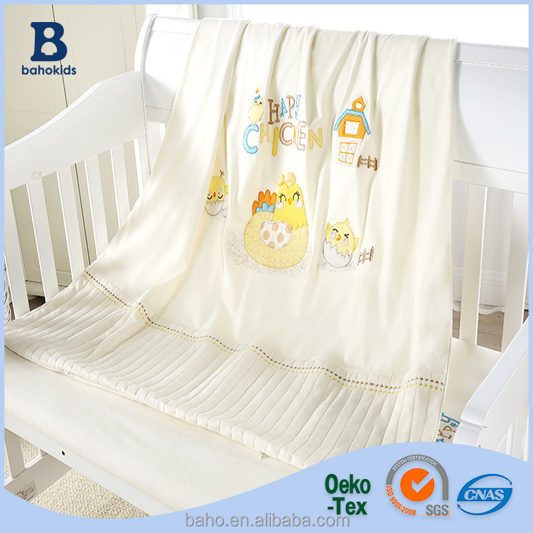 Baho Kids 2017 New Baby Crib Set Patchwork 3D Animal Printed Bed Sets
