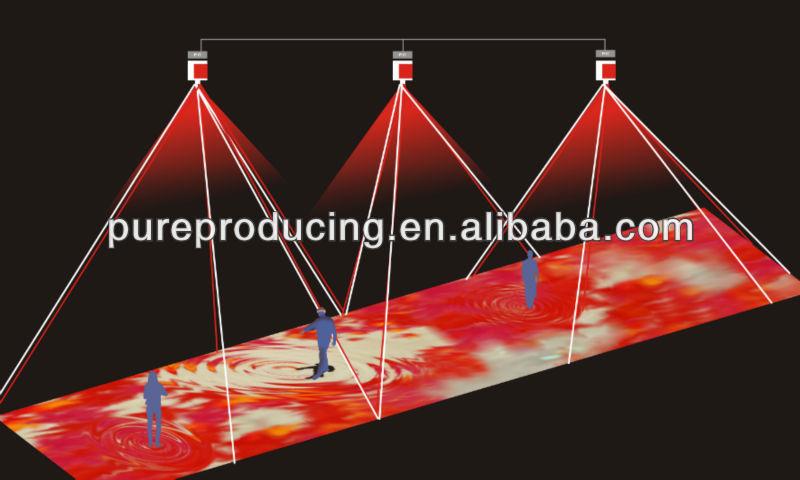 interactive floor projector system - buy interactive floor