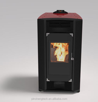 Freestanding Installation 18KW Coal Burning Stove