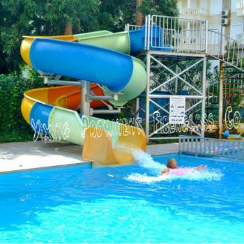 Zwembad Met Glijbaan.Kleurrijke Water Goot Glasvezel Zwembad Glijbaan Buy Water Goot Glasvezel Zwembad Glijbaan Zwembad Glijbaan Product On Alibaba Com