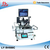 LY SV550C Bga rework station widely used in LCD TV boards,laptop boards and server boards repair