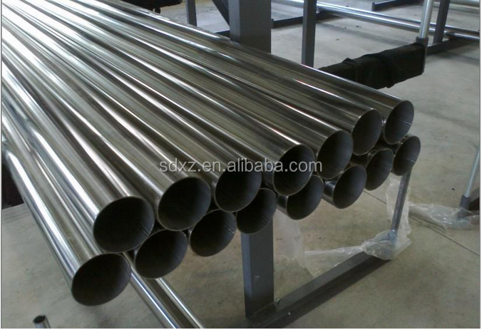 201 304 25mm diameter stainless steel round pipe