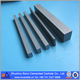 100% Raw Material Tungsten Carbide square Bars For Sale