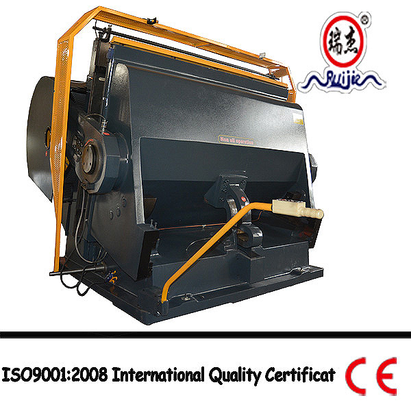 ML-1600 manual sheet feed papier cup sterven snijmachine