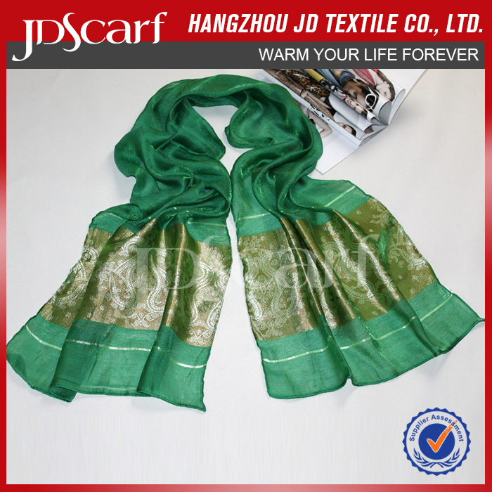 China manufacturer new style very soft brand pashmina scarf