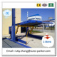 Two Post Residential Car Lift Genuine CE Certificate Shared Two Post Car Parking Lift for Home Garage