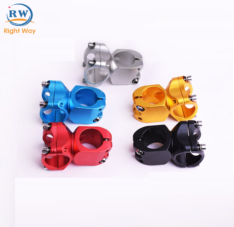 High Quality 31.8MM Fixed Gear Parts Aluminum Alloy Bicycle Stem For Sale
