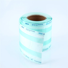 Medical use packing paper for sterilization pouches and rolls