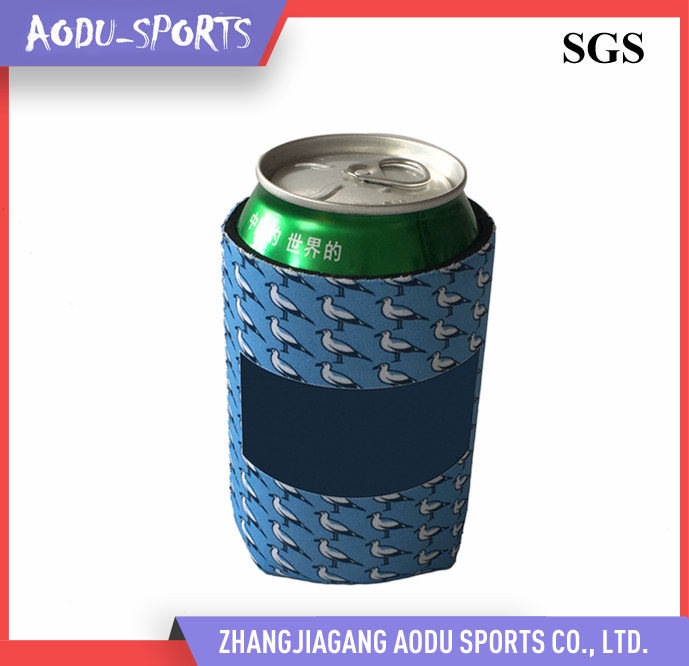 Cans use and insulated type neoprene stubby holder