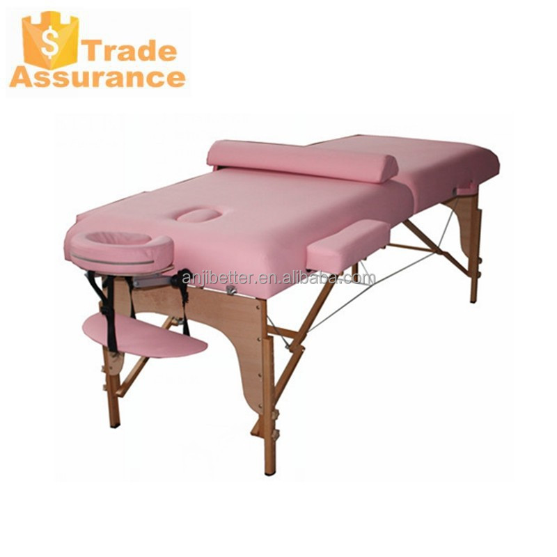 Better folding massage bed,portable massage table