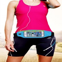 New design Sport Running Belt Waterproof Waist Bag For Mobile Phone