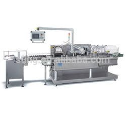 Bottle Blister Ampoule Packing Cartoning Machine, Fully Automatic Carton Machine