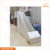 Customized Powder Coated MDF Ceramic and Porcelain Flooring Tile Waterfall Display Stand