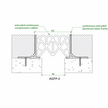 Expansion Joint In Concrete Slab