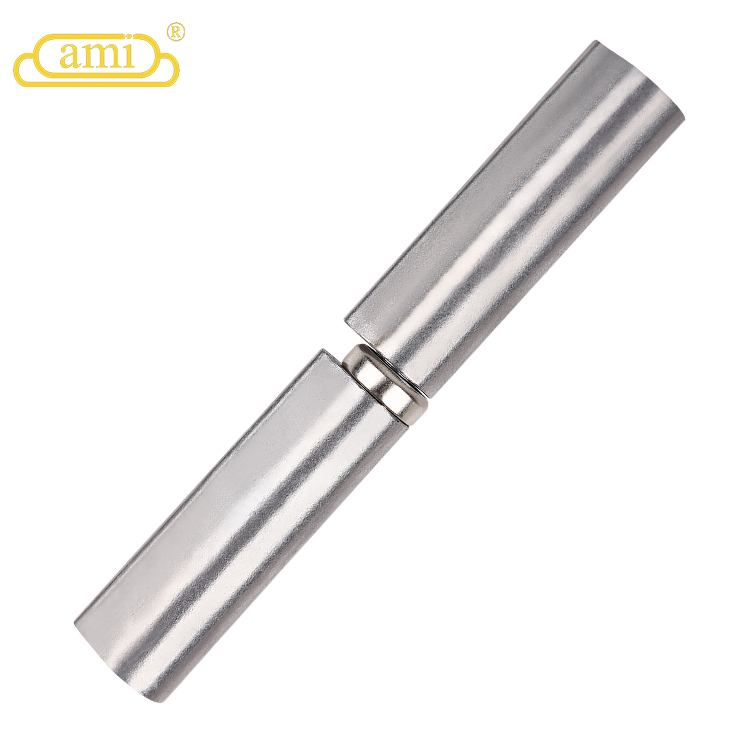 Hot Sales Warehouse Iron Door Cheap Welding Hinge for Heavy Door