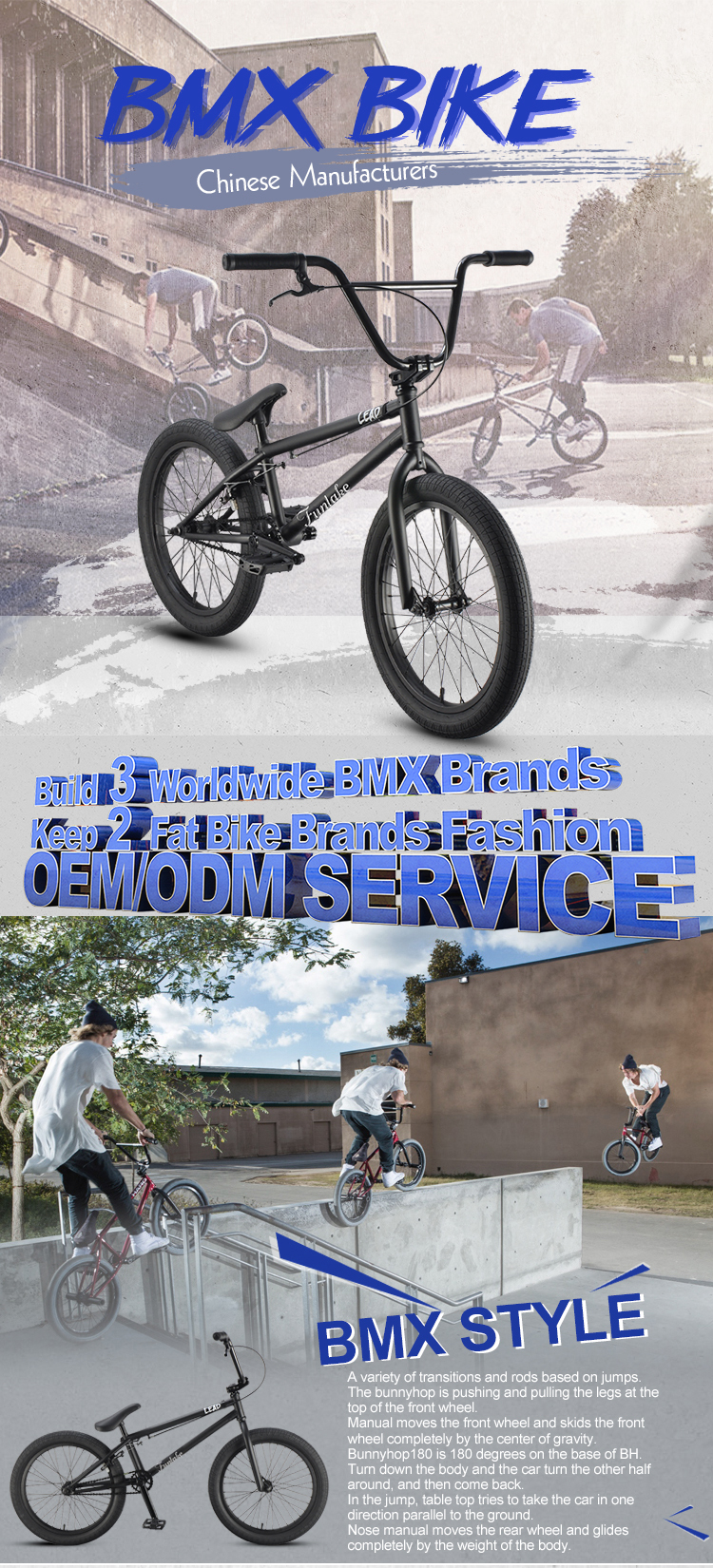 All kinds price sports street 18 inch bisiklet bicicleta halfpipe 20'' cheapest bicycle custom  freestyle bikes rocker mini bmx