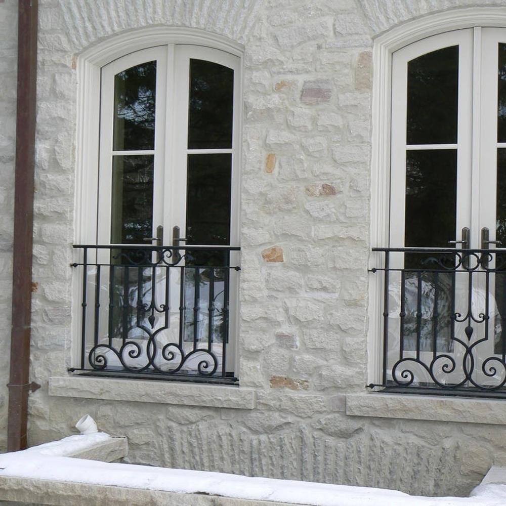 Decorative Wrought Iron French Balcony Railing Buy Iron
