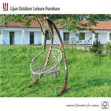 swing set - garden swing with stand LJ006A
