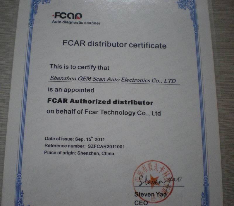 Фабрики сразу FCAR F3-G автомобилей и грузовиков автомобильный диагностический сканер