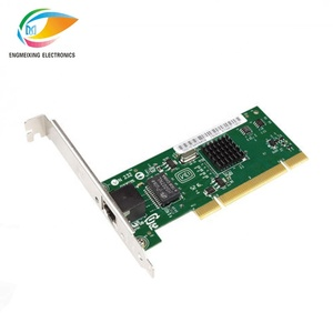 HMX intel 82540 PCI to lan PXE PC gigabit diskless network card/ network adapter