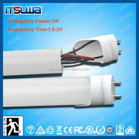 New arrival Alulminun housing cheap price 4ft emergency led tube light t8,welcome to bulk order