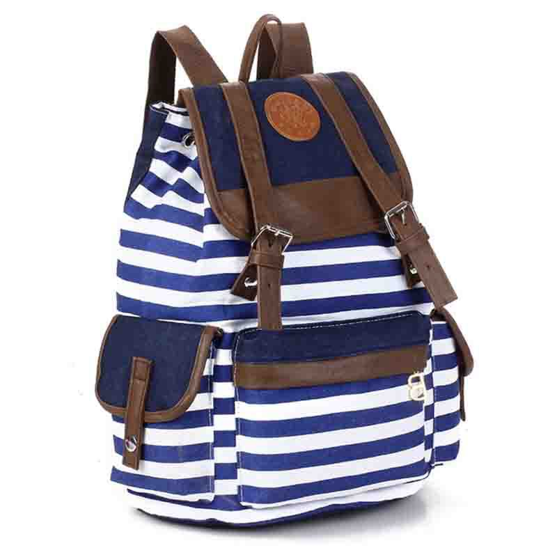 It is a fashion bag, could be used as fashion daypack, hobo bag, school bag,mini travel bag. It is quite roomy and plenty of space to carry all you daily essentials. Beautiful and simplistic design leather drawstring closure backpack.