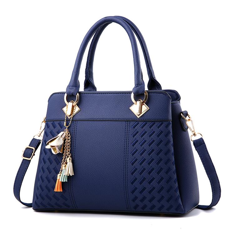 Crossbody 2020 럭셔리 pu 가죽 새로운 디자인 핸드백 여성 가방 숙녀